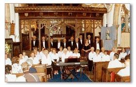 the isle of axholme choral society