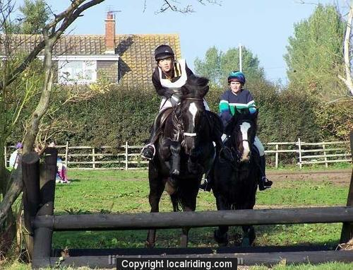 Cross Country at Caistor Equestrian Centre
