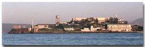 California - Alcatraz Prison