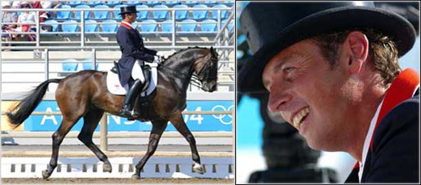 Carl Hester and Liebling Kur EuroChamps Windsor 2009