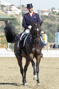 Top Dressage Rider Carl Hester