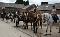 Foxes Farm Riding School