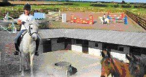 Corners farm Equestrian