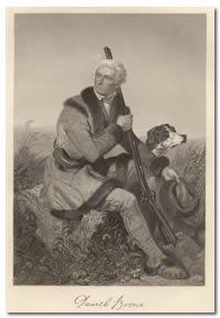 Kentuckys Daniel Boone