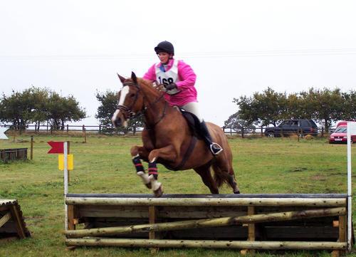 Epworth Equestrian Cross Country 803