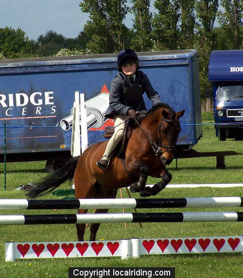 Epworth Saddle Club - 100b4401