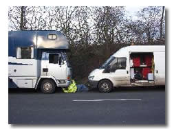 Basic Horsebox Maintenance - Helpful hints and essential checks.