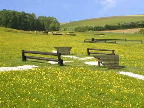 Hallington Cross Country Course