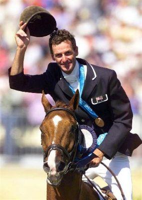 Mark Todd Equestrian Event Rider