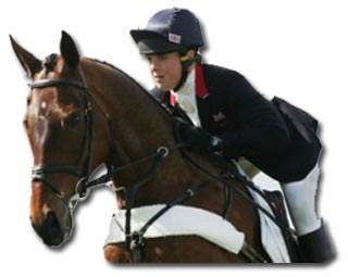 Eventer Pippa Funnell