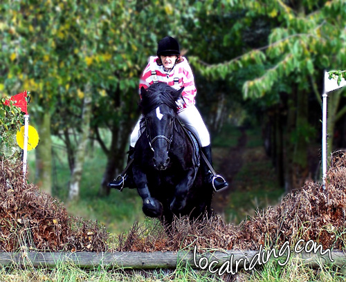 Rerider Cross Country Jumping
