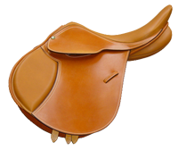 Capri Close Contact Saddle