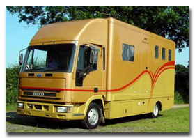Why a horsebox - The Dream