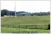 Potomac horse center Maryland