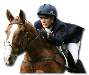Zara Phillips - Event Rider