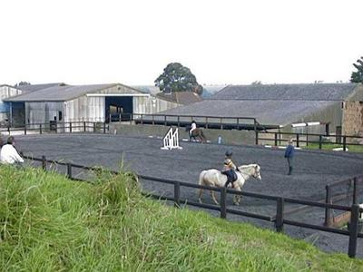 Brook House Farm Riding Arena