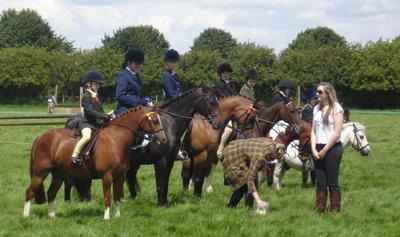 Bulby Equestrian Centre