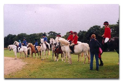 Burton Constable Riding Centre