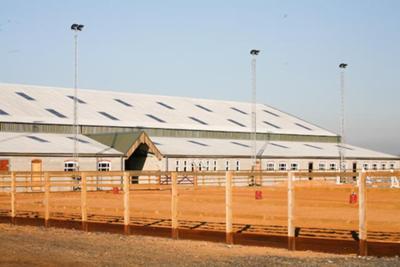 Caistor Equestrian Centre Equestrian Facilities