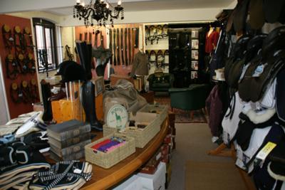 Dogwood London - Fully Stocked Tack Shop