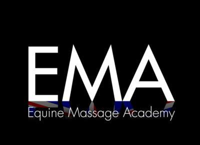 EMA, Equine Massage Academy, Logo