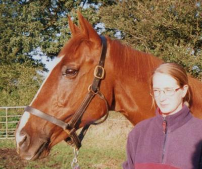 Lincolnshire Equine Therapist - Emma Bellamy