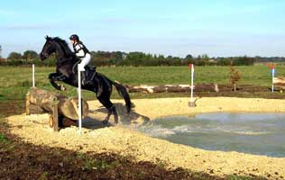 Epworth Equestrian Cross Country Course