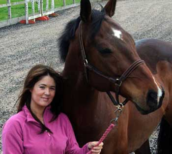 EQUINE PHYSICAL THERAPY – Helen Thornton