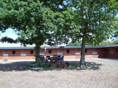 Faldingworth Equestrian Centre Stables