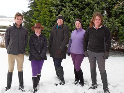 Personnel at Fir Tree Stud