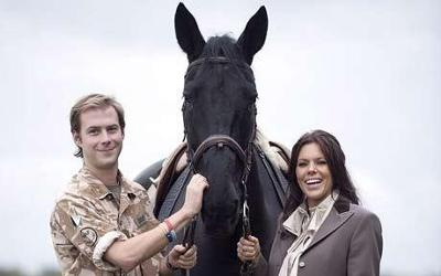 Horses for Heroes - Guy Disney and Toni Terry