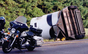 Horse Trailer Accidents Can Kill