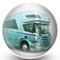 Horse Box and Trailer Icon