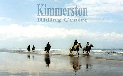 Kimmerston Riding Holidays