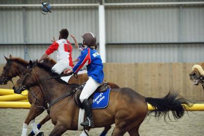 Nottingham Horseball Club Fixtures