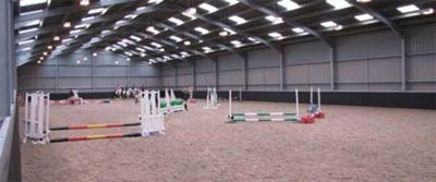 Terally Equestrian Centre Indoor Arena