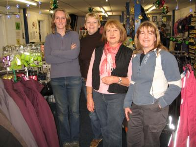 The Tack Box Crew - Tritton Road, Lincoln