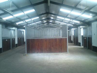 VC Equine Stable Block