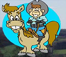 Lazing Saddles - Western Horse Trekking
