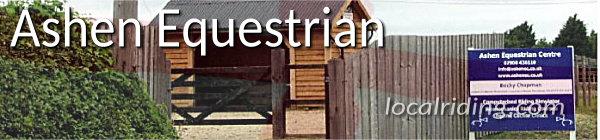 Ashen Equestrian Centre Suffolk