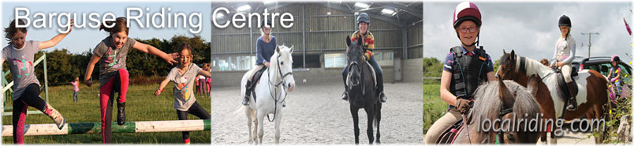 Barguse Riding Centre Cornwall