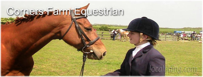 Corners Farm Equestrian - Spilsby Lincolnshire