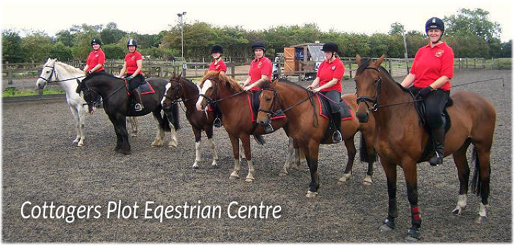 Cottagers Plot Equestrian Centre - 2961513