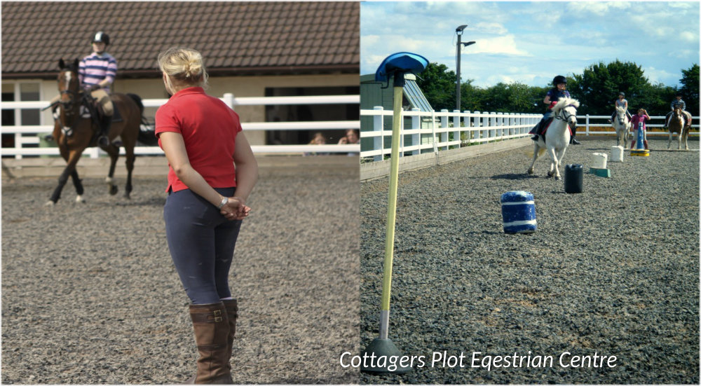Cottagers Plot Equestrian Centre - 343363