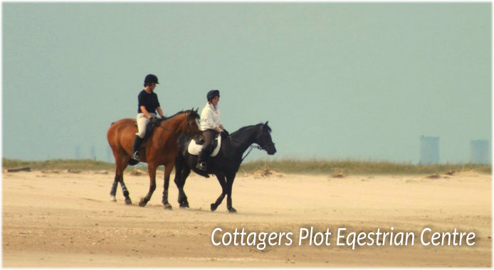 Cottagers Plot EC Beach Ride
