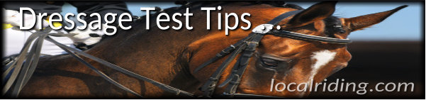 Winning Dressage Test Tips