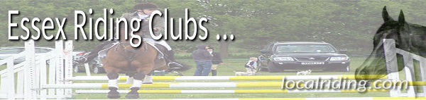 Essex riding clubs and pony clubs