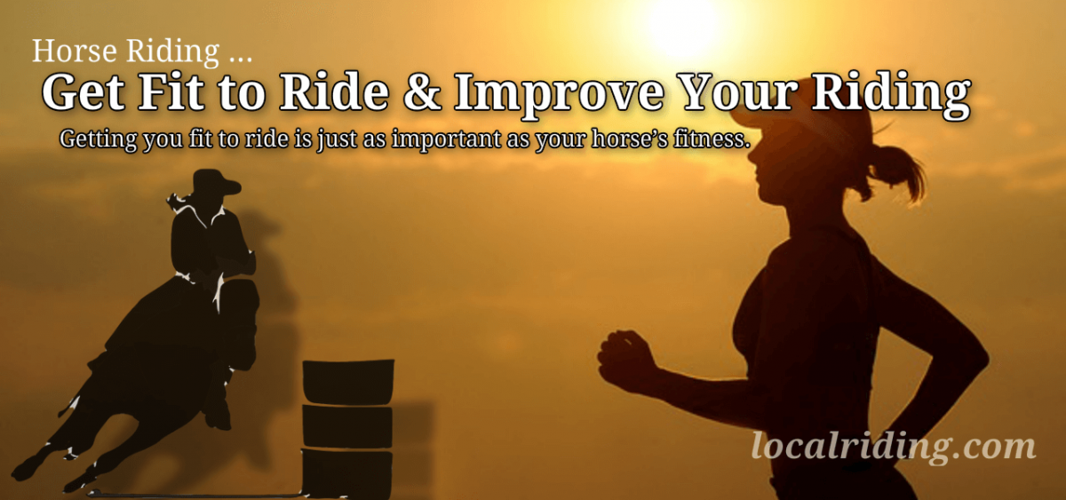 Get Fit to Ride & Improve Your Riding