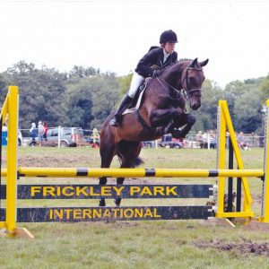 Holly Show Jumping at Frickley - Sam Jimmison