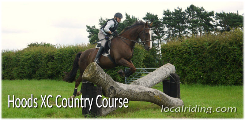 JSF Hood Cross Country Course - Grange de Lings